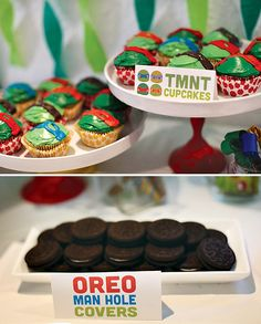 ninja turtle birthday | HWTM > Celebrations > Theme Parties > Radical TMNT Party Ideas!