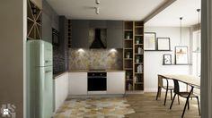 Kuchnia styl Vintage - zdjęcie od Przestrzenie - Kuchnia - Styl Vintage - Przestrzenie