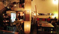 BOMBAY BAZAR organic cafe Daikanyama, Tokyo