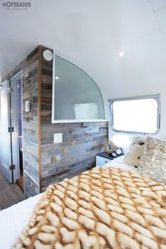 "Luna, A ""Once in a Blue Moon Airstream""                                                                                                                                                                                 More"