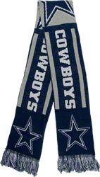 Dallas Cowboys Holiday Stripe Scarf GBP 13.84 http://www.fansedge.com/Dallas-Cowboys-Holiday-Stripe-Scarf-_1406159213_PD.html?social=pinterest_pfid52-12893