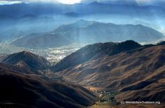 Where I was born and raised. The beautiful Wenatchee Valley in Washington State