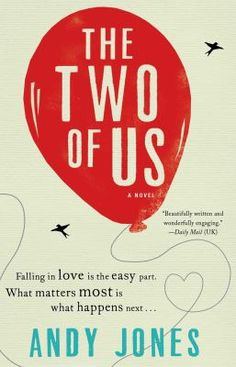 Cover image for The two of us : a novel