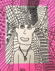 Artsonia Art Museum :: Artwork by Julia573, grade 4
