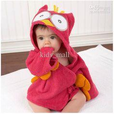 e714c503f 13 Best Babies in Animal Towel Hoodies images