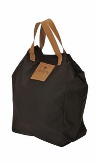 5005 Oiled Cotton Cooler 6 Pack Bag by Jacaru. Leather Branding Patch with your Logo.