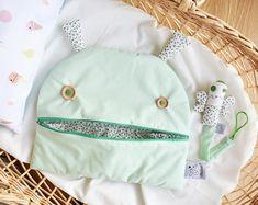 Monster diaper bag by Zezling! Made in Portugal, original design.