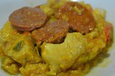Marmite espagnole cookeo weight watchers Weigh Watchers, Sausage, Beef, Chicken, Cooking, Ethnic Recipes, Food, Cooker Recipes, Skinny Kitchen