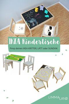 Hervorragend Habt Ihr Auch Zuhause Einen Der Beliebten IKEA Kindertische? Und Kennt Ihr  Schon Unsere Passgenauen Folien Für Diese Tische? Sie Verschönern Jeden  Kleinen ...