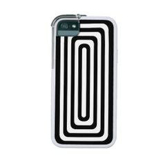 Repeating Rectangles iPhone 5/5S Leverage Case