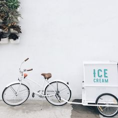 Ice cream ride