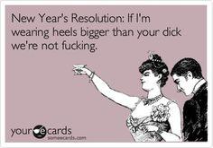 new years resolution haha