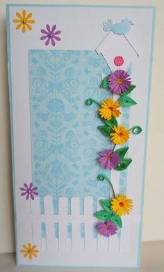 Greeting Card Birthday Card Thank You Card by LittleMissCraftista