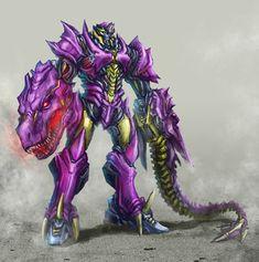 Beast Megatron by ~Diovega on deviantART