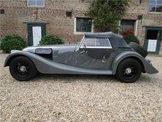 Morgan Plus 4 2.0i Racer