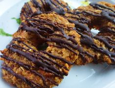 Paleo Samoa Cookies!!