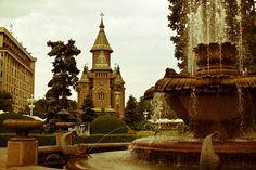 Timisoara - picture postcard