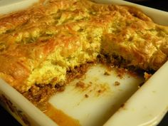 Mexican oopsie bake. Atnly 2 net carbs, it's a simply delicious dinner solution.