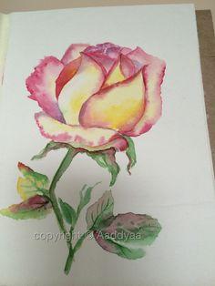 Watercolour pretty