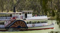 Paddle Steamer, Mildura, The Murray, Victoria, Australia Melbourne Victoria, Victoria Australia, Murray River, Down The River, Paddle Boat, Old Boats, Steamboats, Water Crafts, Steamer