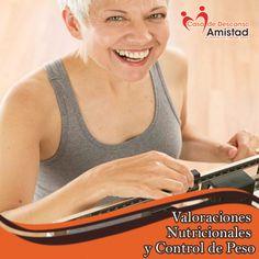 Valoración nutricional y control de peso
