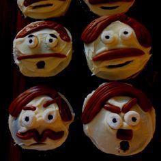 Aja's Mustache Cupcakes!