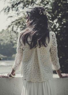 Laure De Sagazan Wedding Dress Collection | Bridal Musings Wedding Blog