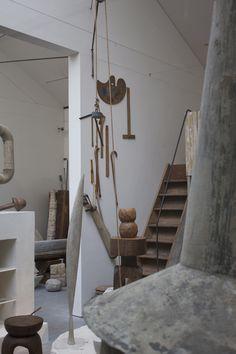 THE GOLDEN SMITH: Me at Atelier Brancusi