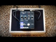TC Electronic SCF Stereo Chorus Flanger | Pedal of the Day
