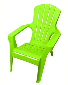 Adirondack Chair Tulip Leaf Green | Walmart.ca $16