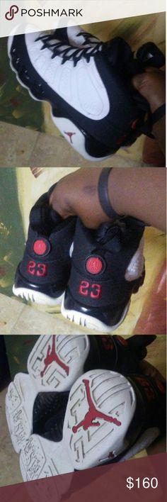 air jordan og retro 9 Good condition Jordan Shoes Sneakers