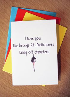 20 Literary Valentine's Day Cards for Bookish Hearts