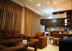Furnished 2 bedrooms apartment for rent in Abdoun Der Ghbar - Amman Jordan
