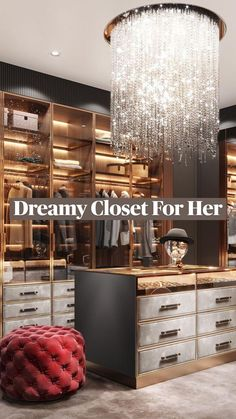 Light Wall Art, Boutique Decor, Interior Decorating, Interior Design, Wardrobe Closet, Dream Closets, Closet Designs, Luxury Apartments, Dream Bedroom