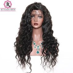 Full Lace Human Hair Wigs For Black Women Loose Wave Brazilian Wig 180% Density Pre Plucked Front With Baby Hair Rosa Queen Remy     Buy Now for $340.49 (DISCOUNT Price). INSTANT Shipping Worldwide.     Get it here ---> https://innrechmarket.com/index.php/product/full-lace-human-hair-wigs-for-black-women-loose-wave-brazilian-wig-180-density-pre-plucked-front-with-baby-hair-rosa-queen-remy/    #hashtag3