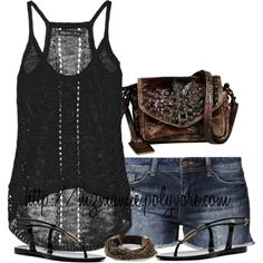 Untitled #2203, created by mzmamie on Polyvore