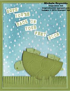 SUO & punch - Homemade Cards, Rubber Stamp Art, & Paper Crafts - Splitcoaststampers.com
