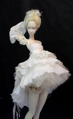 Куклы Ирины Горюновой