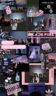 Blackpink in your area. Lisa Blackpink Wallpaper, Pink Wallpaper Iphone, Black Wallpaper, Galaxy Wallpaper, Aesthetic Pastel Wallpaper, Aesthetic Wallpapers, Home Bild, Blackpink Poster, Black Pink Kpop