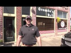 Groucho's Deli Ribbon Cutting