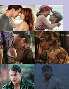 The vow and the notebook....love both the films and Rachel Mc adams <3