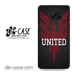 DC United Logo DEAL-3081 Samsung Phonecase Cover For Samsung Galaxy Note 7