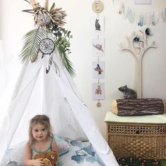 "Talk about creating a beautiful scene of dreams and whimsy. @snowcherrymedia you've done a great job styling and capturing this. Really very sweet. One of our special Koala Memory drops is featured too! Thanks!  . . . #REPOST ""I think I need to steal the dream catcher off the teepee and hang it in my room been having the strangest dreams lately and not good ones "" : @snowcherrymedia #PugglePost #PugglePosse #WhoMadeMyGift #OnlineToyStore #InstaKids #Toddlers #MumLife #ToddlerLife…"