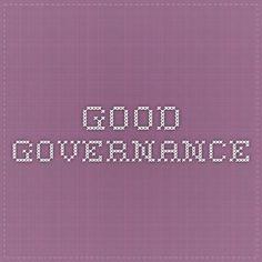 Good Governance Neon Signs