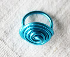 DIY Tutorial: Wrapped Ring at Around Wire