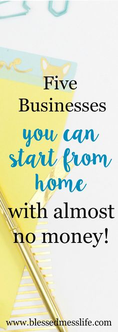 Businesses you can start with no money! #business #makemoney #entrepreneur