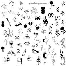 Diskrete Tattoos, Kritzelei Tattoo, Bauch Tattoos, Sharpie Tattoos, Doodle Tattoo, Finger Tattoos, Body Art Tattoos, Hand Tattoos, Cool Tattoos