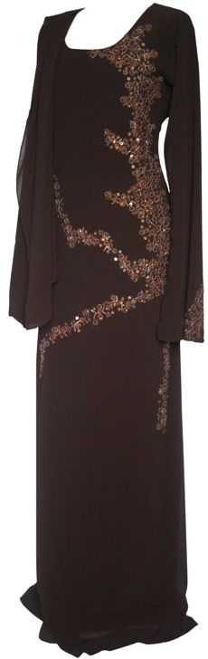 Islamic Clothing bringing you elegant Abayas, Jilbabs, and Hijabs as well as stylish modest and Islamic clothing and Exclusive designs Islamic Clothing, Occasion Dresses, Best Sellers, Sequins, Embroidery, Beads, Elegant, Formal Dresses, Stylish