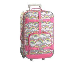 Large Luggage, Mackenzie Gray Rainbow