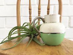 Vintage Fraunfelter China Art Deco Small Tea Pot / Creamer
